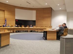 GMNP Executive Director Dan Dorman testifies in favor of SF 784.